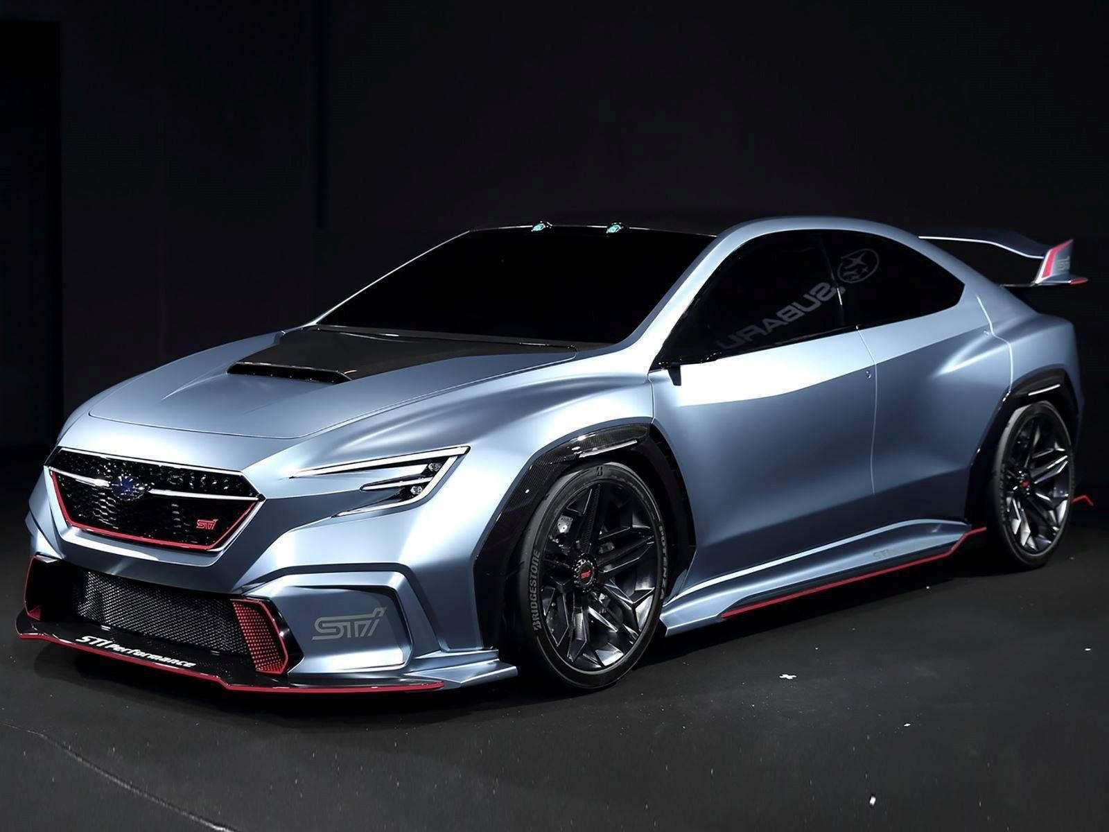58 The Subaru News Sti 2020 Ratings