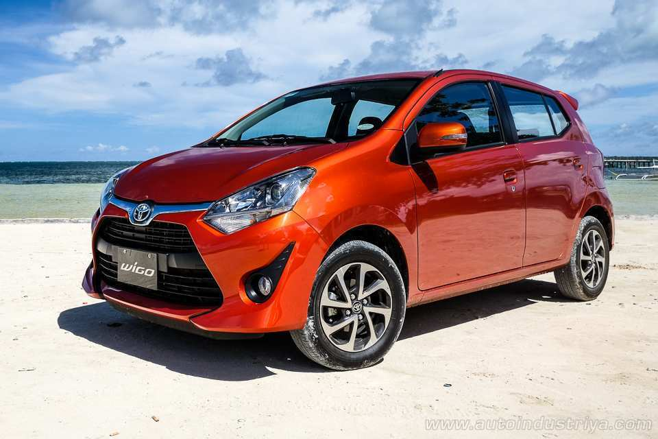 58 The Toyota Wigo 2019 Philippines Picture