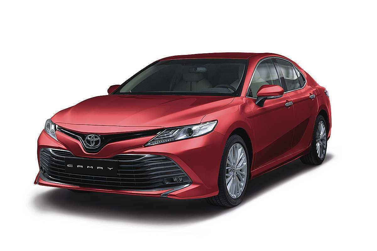 59 A 2019 All Toyota Camry Review And Release Date