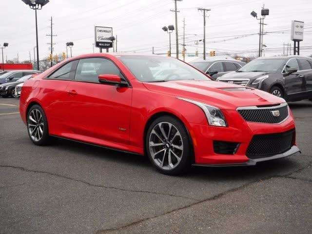 59 A 2019 Cadillac ATS V Coupe First Drive