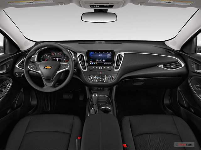 59 A 2019 Chevy Malibu Interior