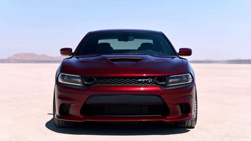 59 A 2019 Dodge Charger SRT8 Pictures