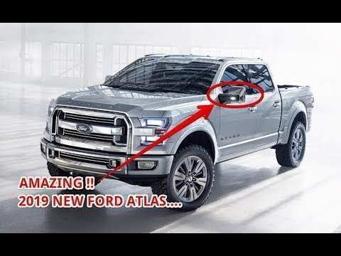 59 A 2019 Ford Atlas Speed Test