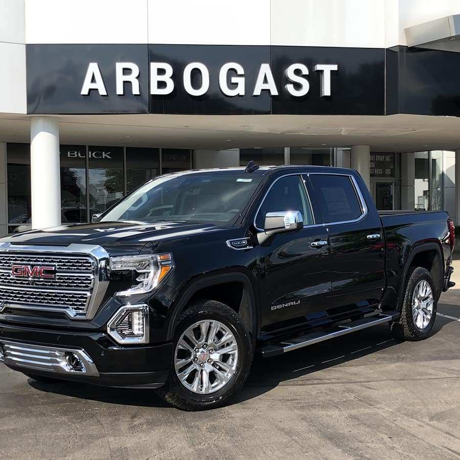 59 A 2019 GMC Sierra 1500 Photos