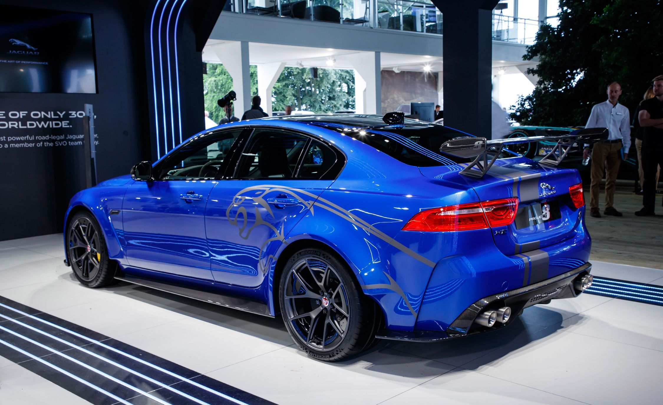59 A 2019 Jaguar Project 8 Overview