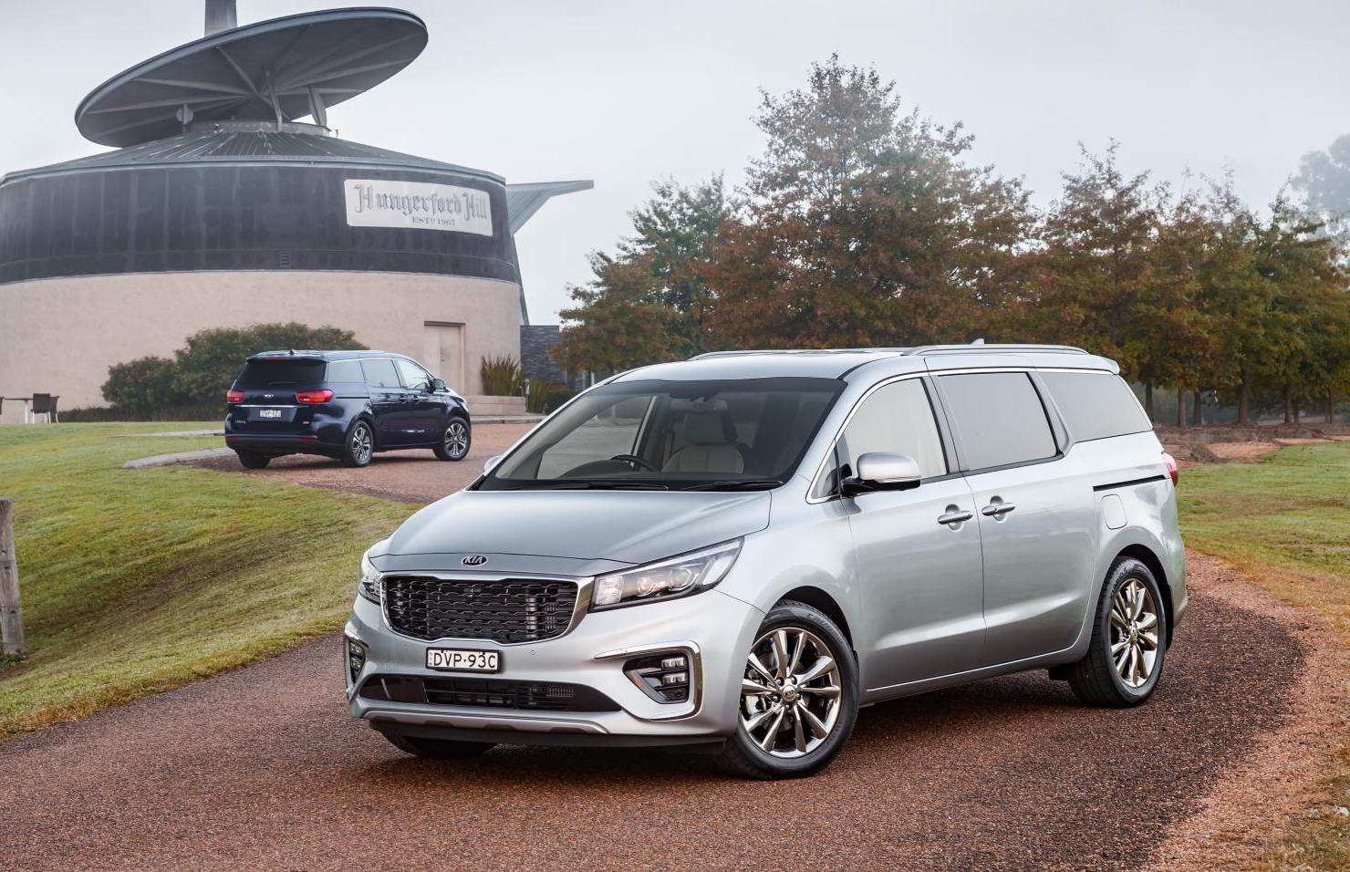 59 A 2019 Kia Carnival Spesification