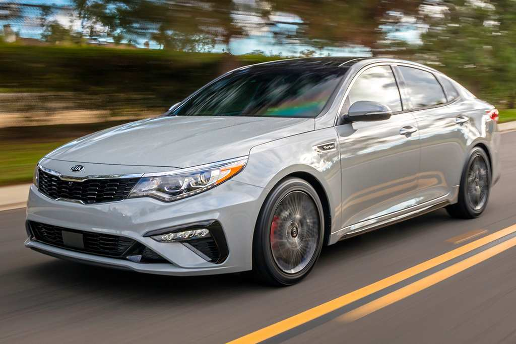 59 A 2019 Kia Optima Specs And Review