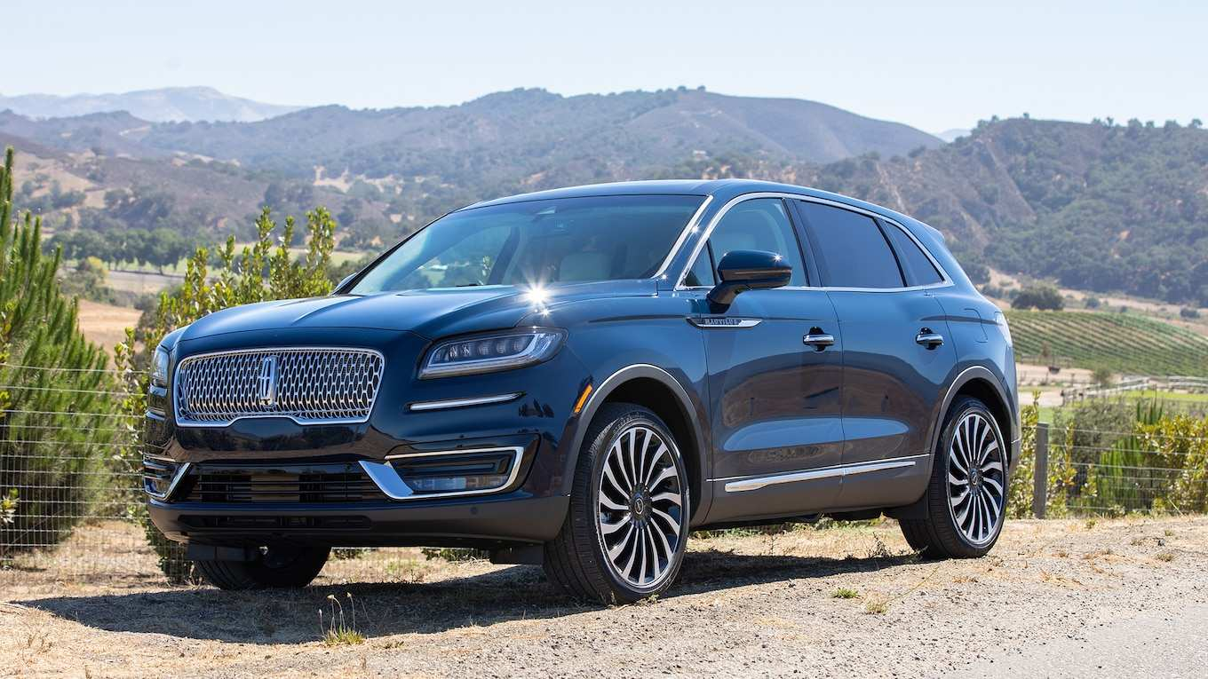 59 A 2019 Lincoln MKX Price Design And Review