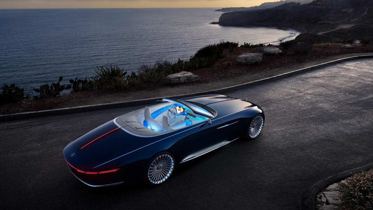 59 A 2019 Mercedes Maybach 6 Cabriolet Price Interior