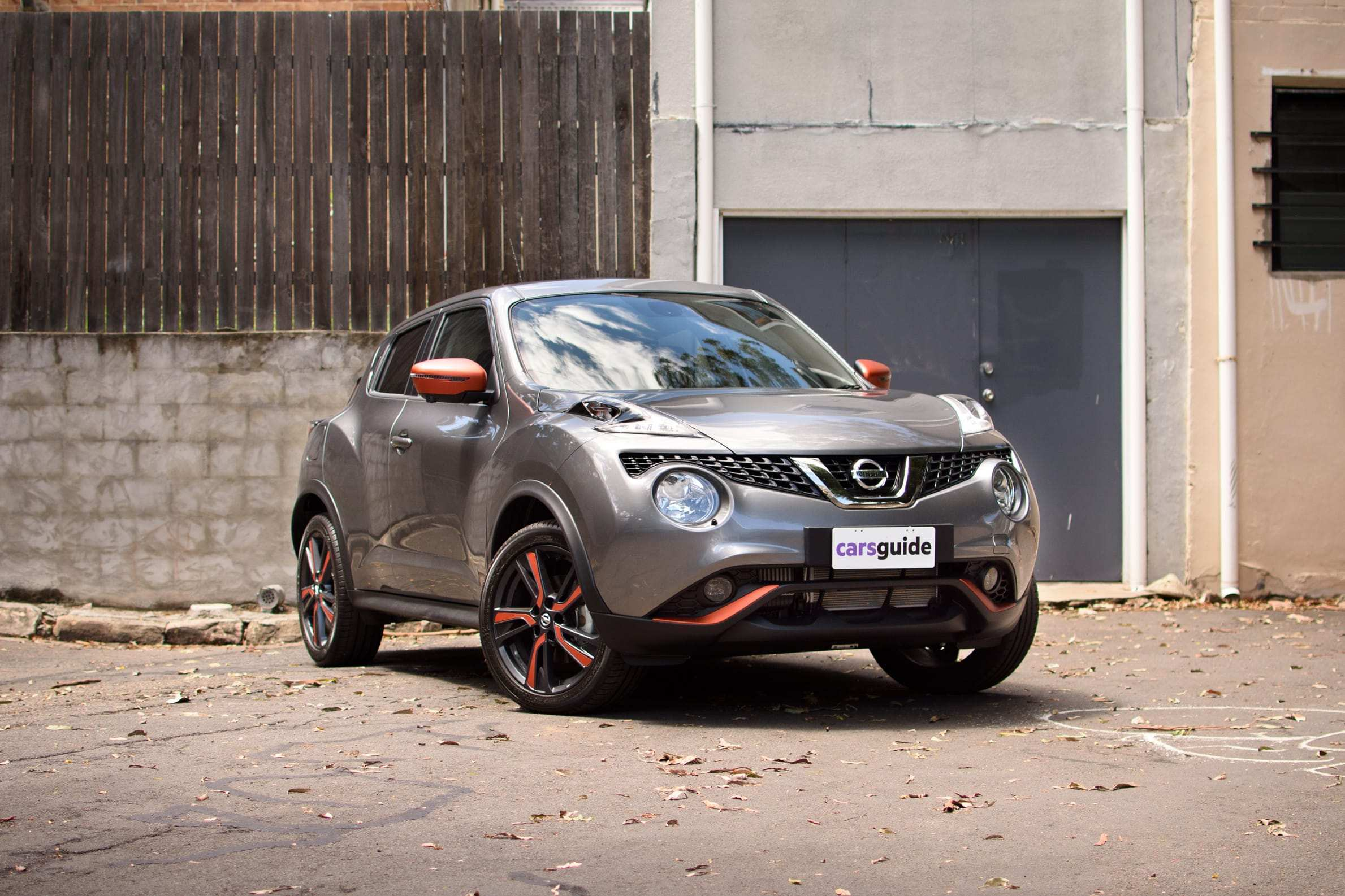 59 A 2019 Nissan Juke Pictures