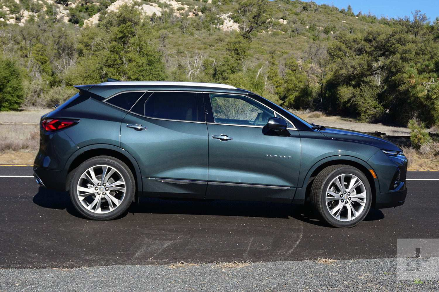 59 A 2019 The Chevy Blazer Images