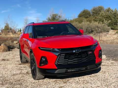 59 A 2019 The Chevy Blazer Specs