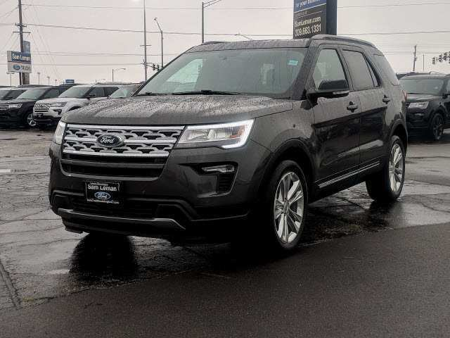 59 A 2019 The Ford Explorer Prices
