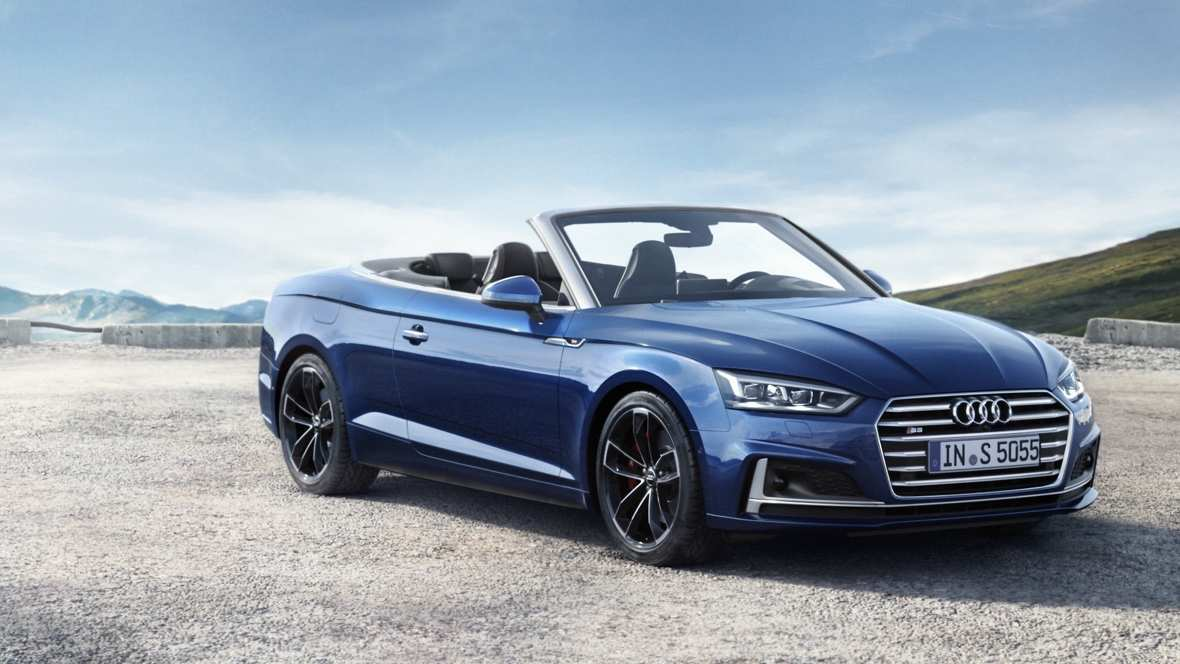 59 A 2020 Audi S5 Cabriolet First Drive