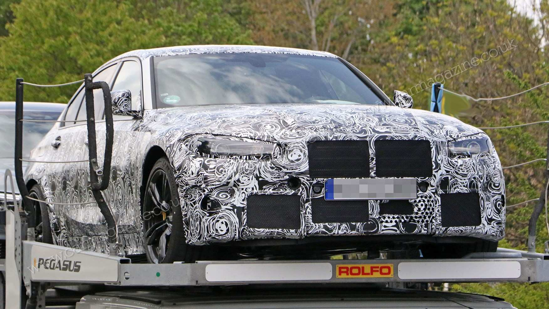 59 A 2020 BMW M3 Pictures