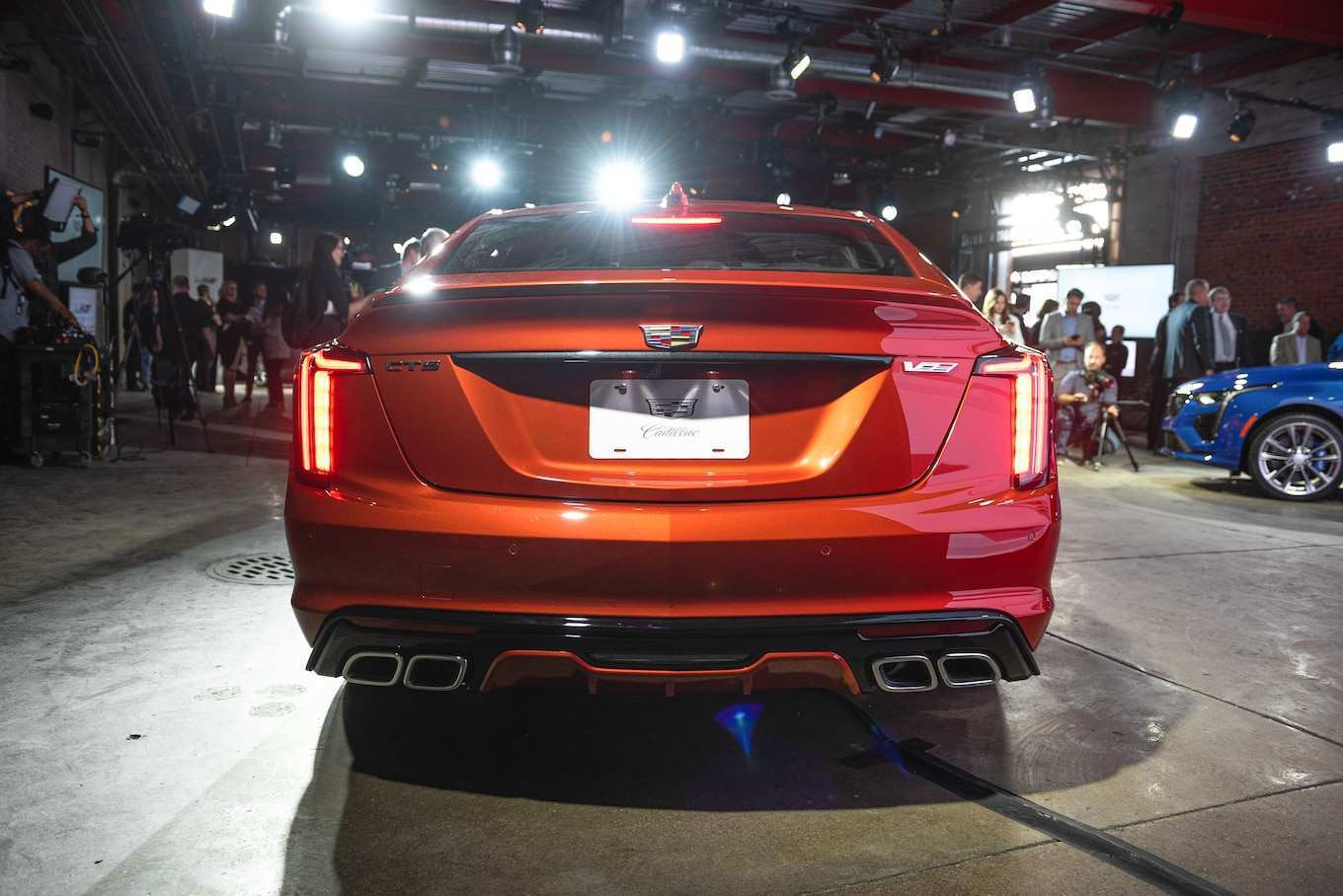 59 A 2020 Cadillac Ct5 V New Concept