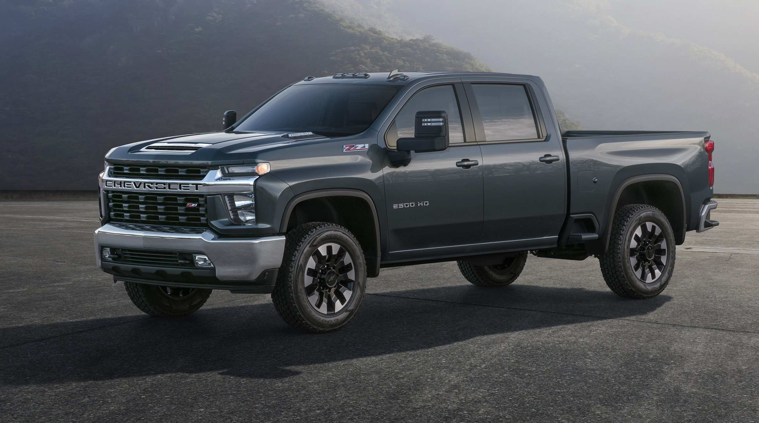 59 A 2020 Chevrolet K2500 New Concept