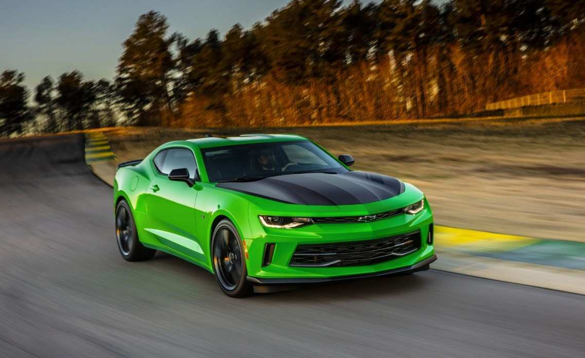 59 A 2020 Chevy Camaro Competition Arrival Redesign And Review