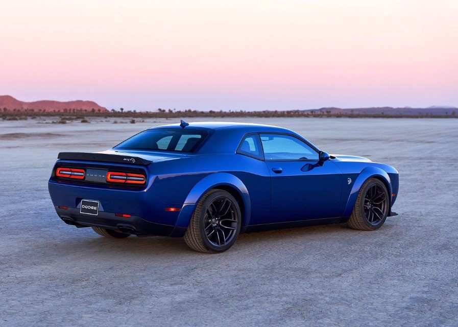 59 A 2020 Dodge Challenger Srt Reviews