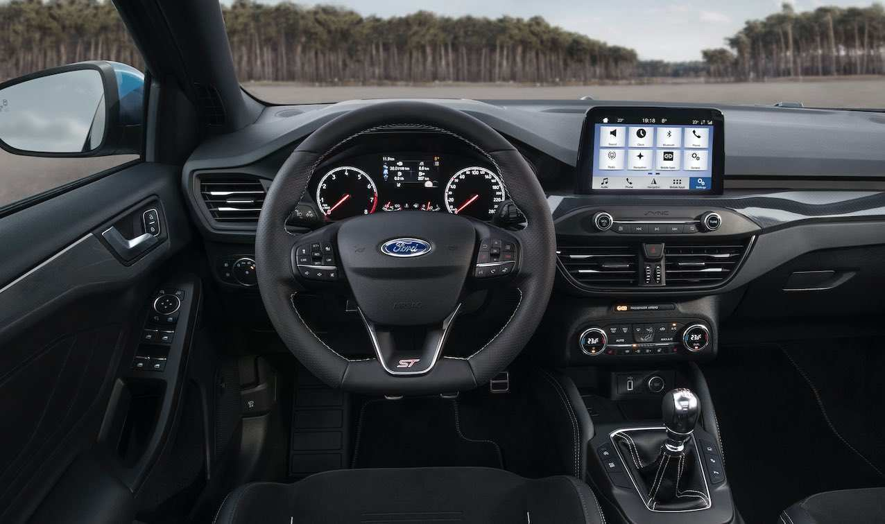 59 A 2020 Ford Focus Exterior And Interior