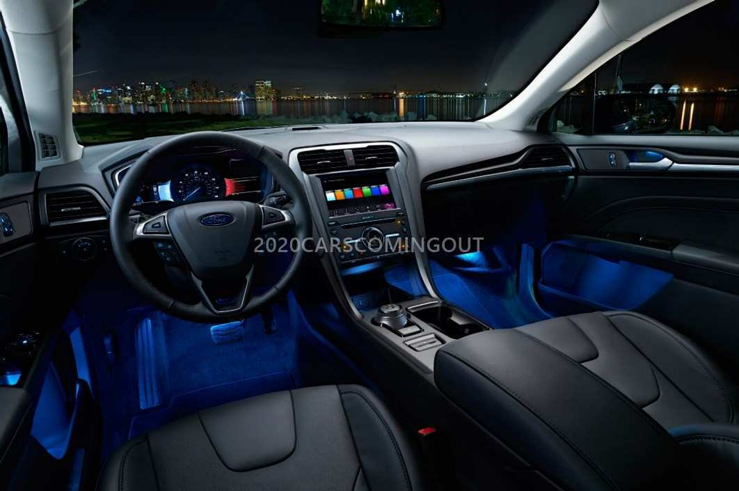 59 A 2020 Ford Fusion Energi Wallpaper