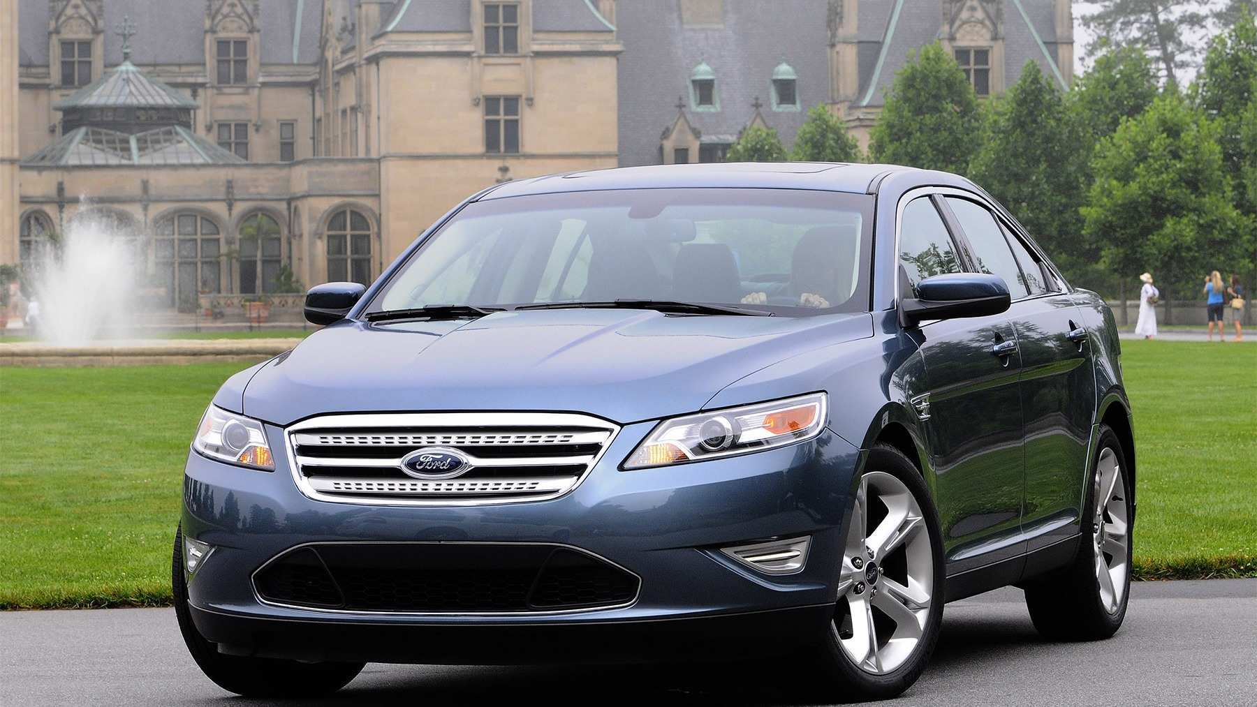 59 A 2020 Ford Taurus Sho Pricing