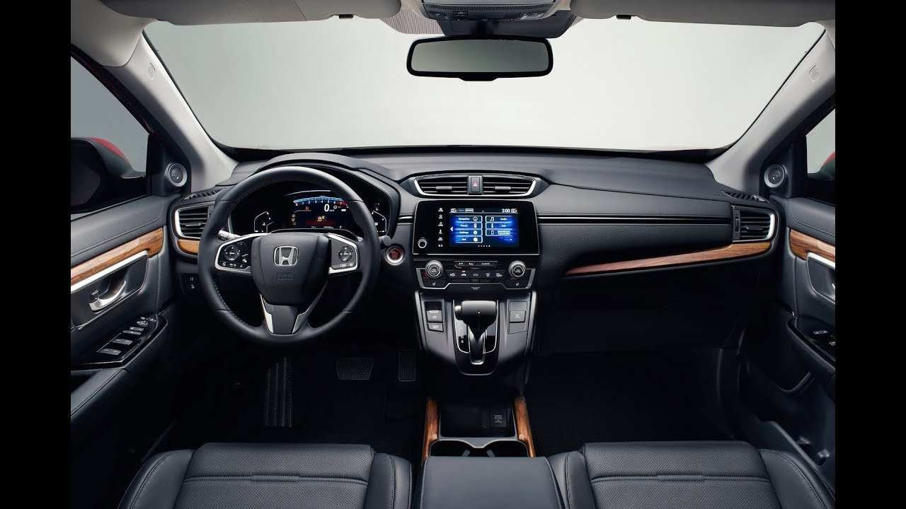 59 A 2020 Honda CR V Price And Review