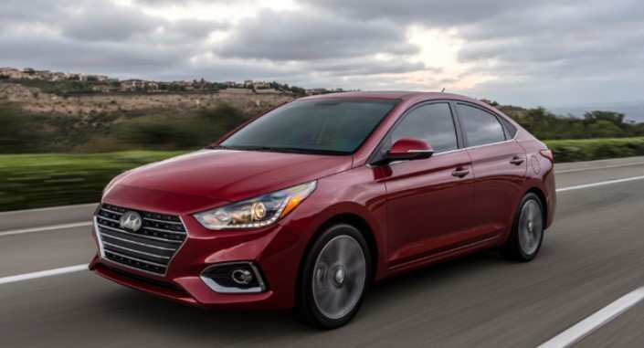 59 A 2020 Hyundai Accent Hatchback Redesign And Review