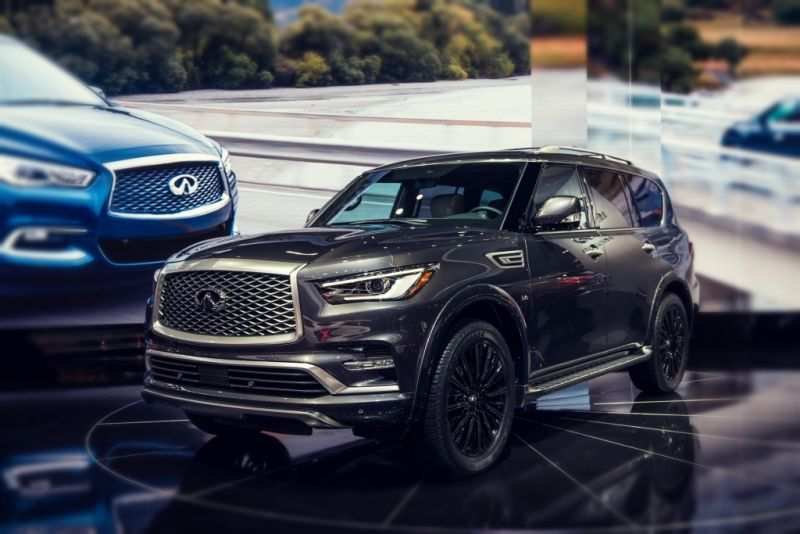 59 A 2020 Infiniti QX80 Performance And New Engine
