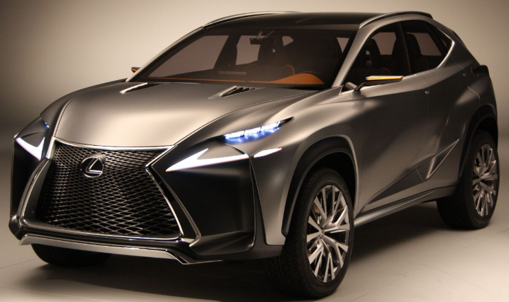 59 A 2020 Lexus Nx Hybrid Exterior And Interior