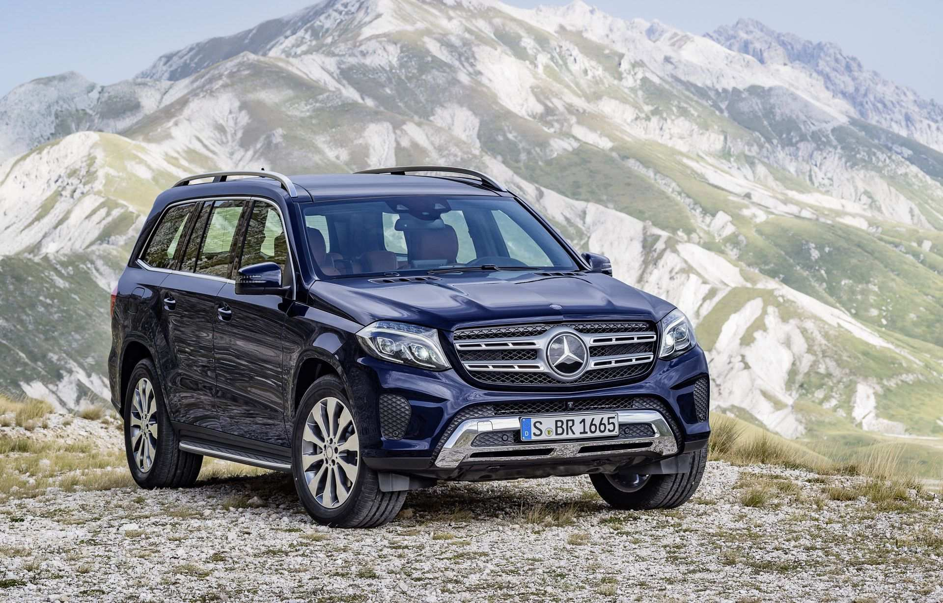 59 A 2020 Mercedes Gl Class Specs And Review