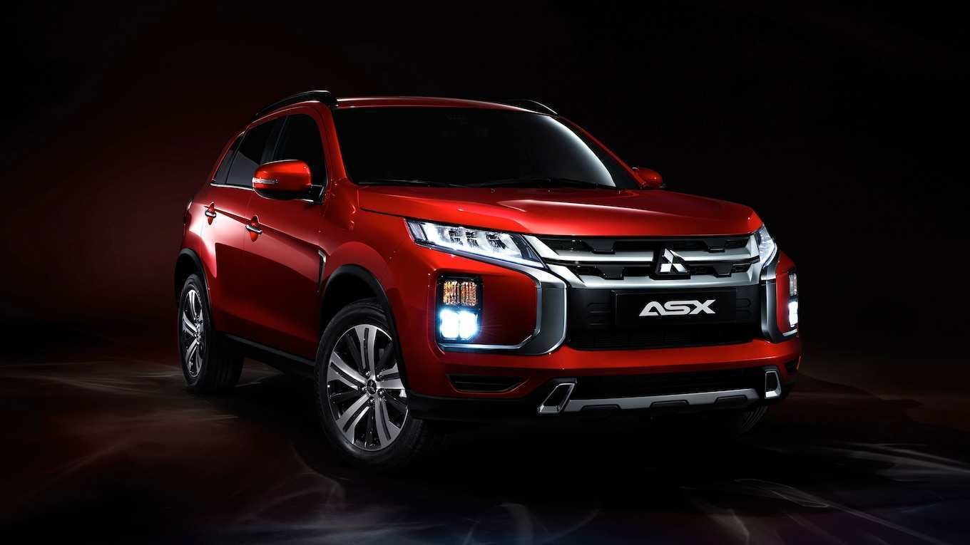 59 A 2020 Mitsubishi Outlander Sport Release Date And Concept