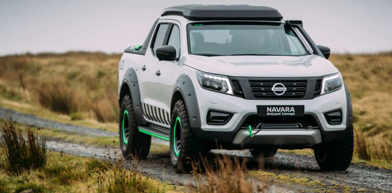 59 A 2020 Nissan Frontier Exterior