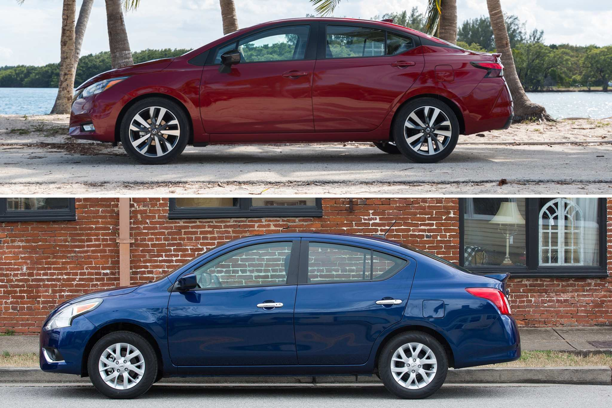 59 A 2020 Nissan Versa Price Design And Review