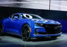 Chevrolet Camaro 2020 Pictures
