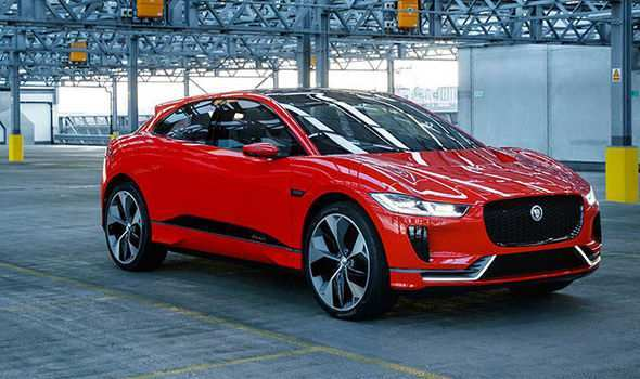 59 A Jaguar Electric Cars 2020 Overview