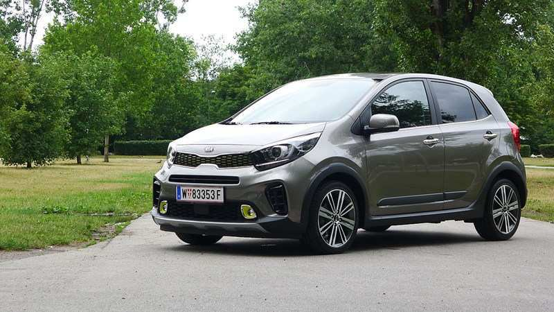59 A Kia Picanto 2019 Xline Exterior And Interior