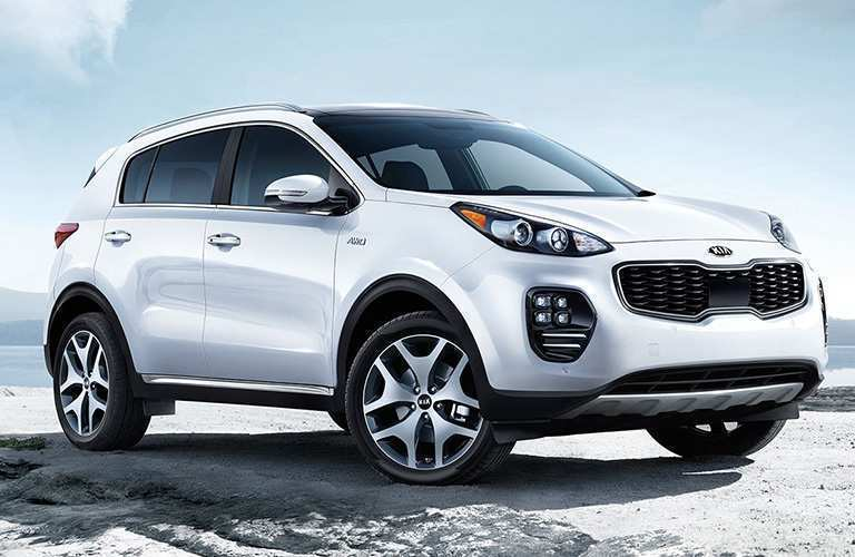 59 A Kia Sportage 2019 Vs 2020 Model