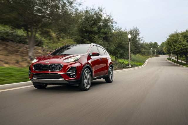 59 A Kia Sportage 2019 Vs 2020 Ratings