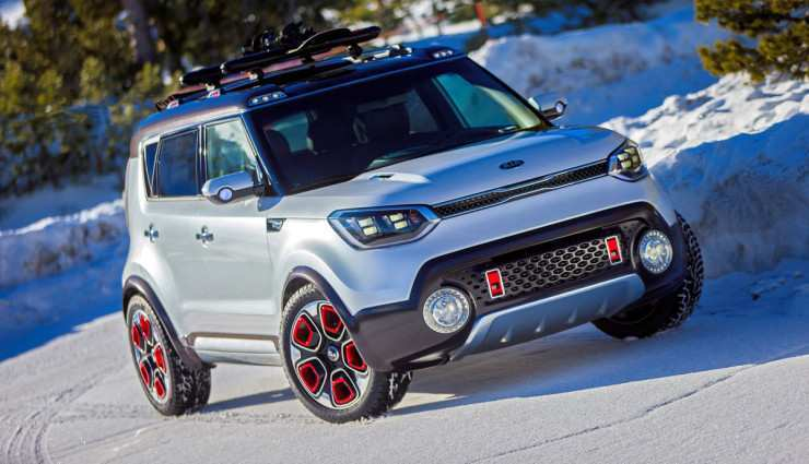 59 A Kia Trailster 2019 Engine