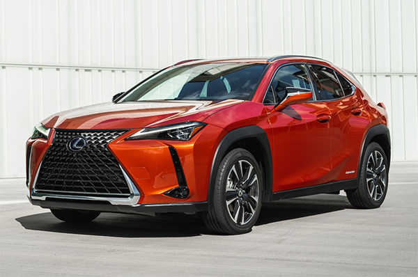 59 A Lexus Ux Hybrid 2020 Review And Release Date