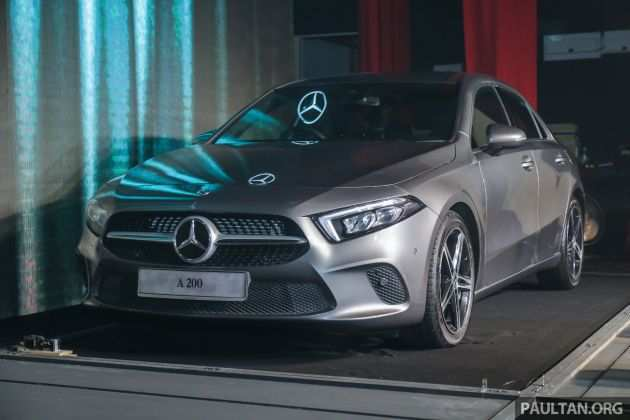 59 A Mercedes 2019 Malaysia Ratings