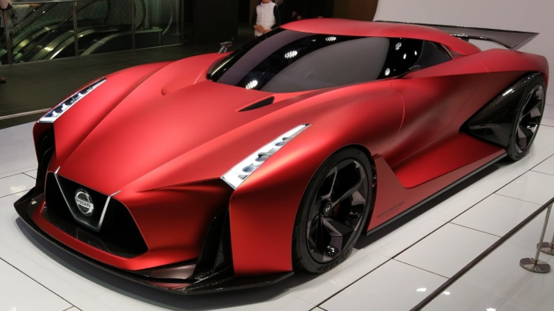 59 A Nissan Concept 2020 Top Speed Price And Release Date