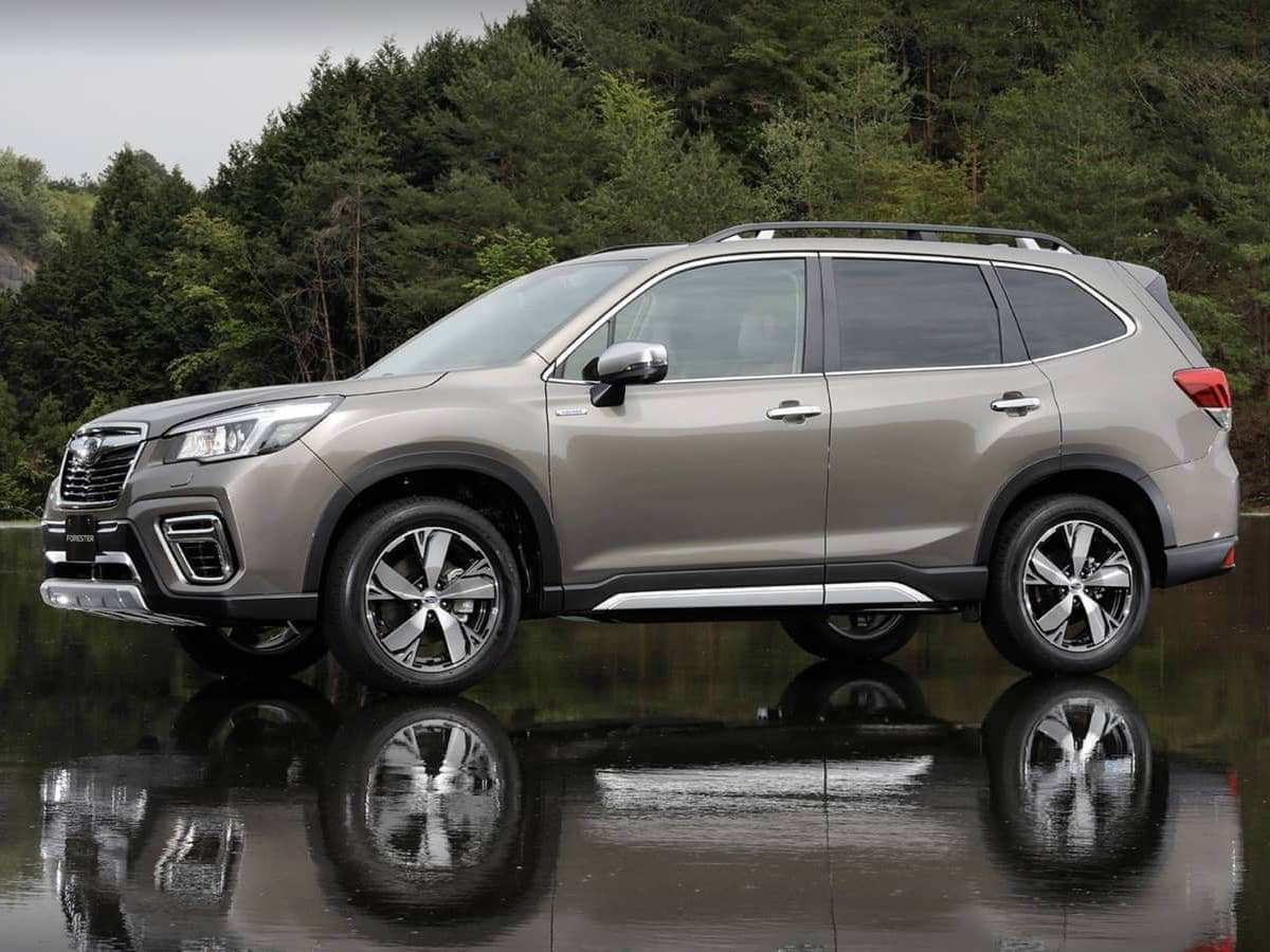 59 A Subaru Forester 2019 News New Model And Performance