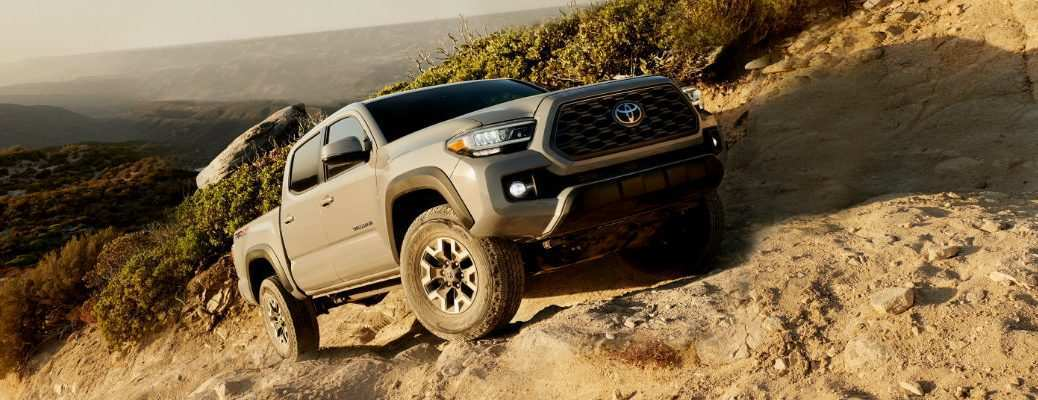 59 A Toyota Tacoma 2020 Release Date Redesign And Review