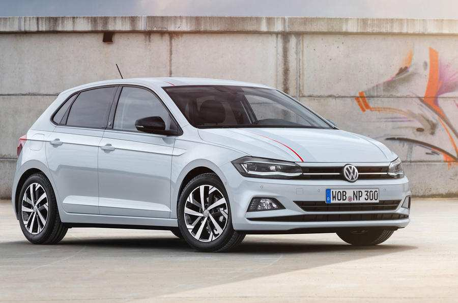 59 A Volkswagen Polo 2019 India Launch Release