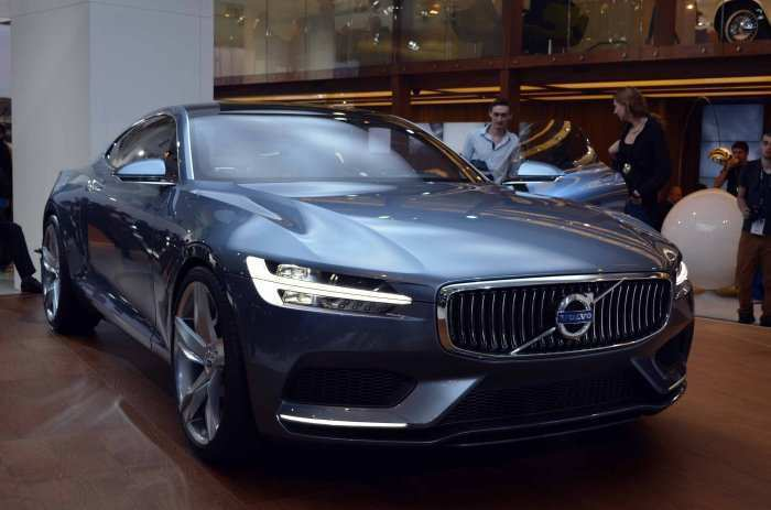 59 A Volvo Coupe 2019 Engine