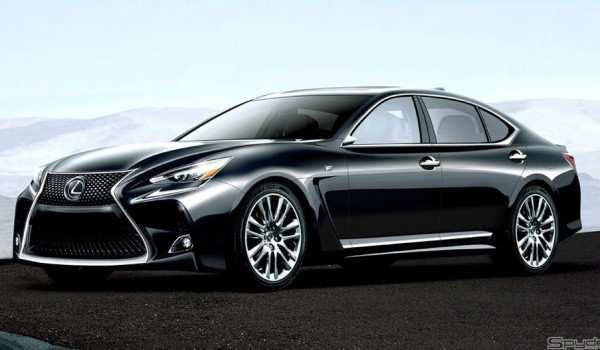 59 A When Lexus 2019 Come Out Exterior