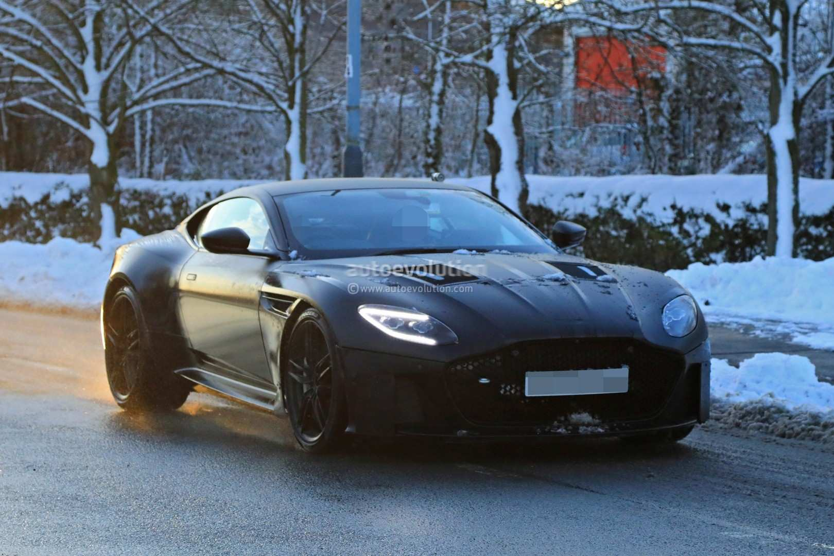 59 All New 2019 Aston Martin Vanquish Concept And Review