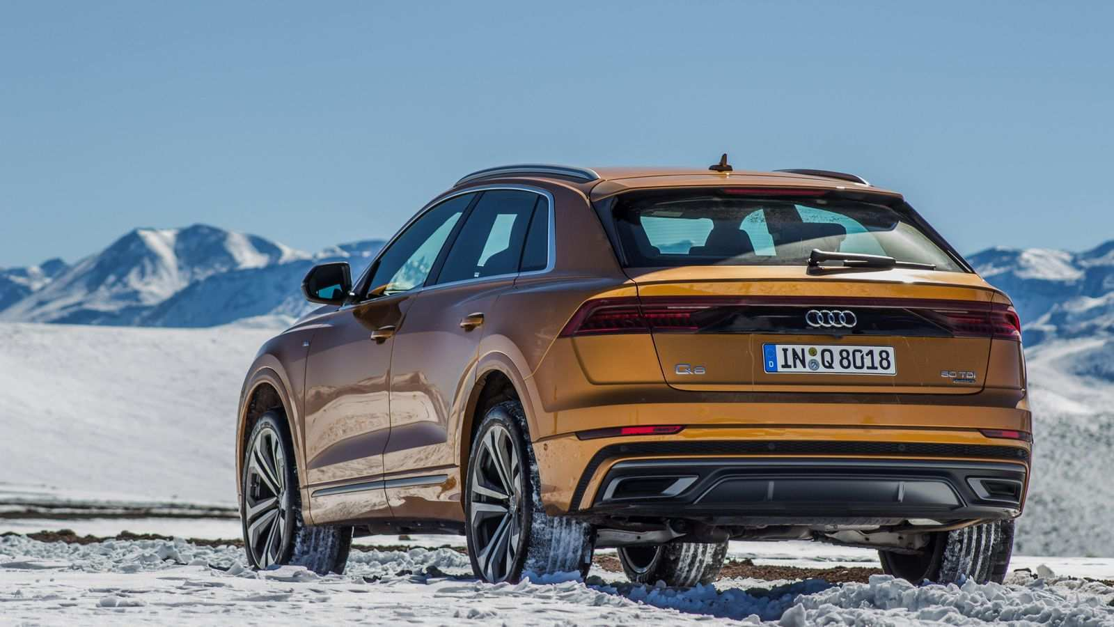 59 All New 2019 Audi Q8 Performance And New Engine
